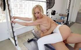 Sex Filmy Porno Darmowe - Brandi Love, Siłownia