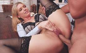 Sex Filmiki Porno Za Darmo - Giselle Palmer, W Bieliźnie