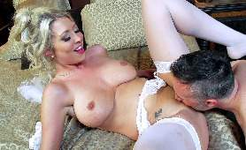 Darmowe Porno Sex - Lexi Lowe, Podwiązka