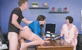 Sceny Porno - Ariella Ferrera, Jeden Na Jednego