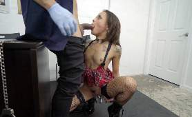 Pornografia Filmy Darmowe - Holly Hendrix, Sex Policja
