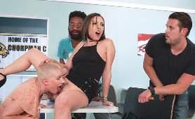 Erotyka Za Darmo - Jenna Sativa, Riley Nixon, Dwie Dziewczyny