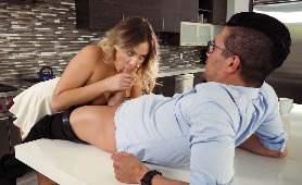 Seks Porno Filmiki - Blair Williams, W Kuchni