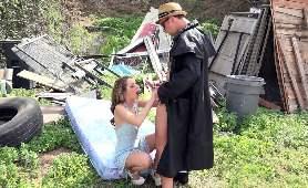 Darmowefilmyerotyczne - Kimmy Granger, Sukienka