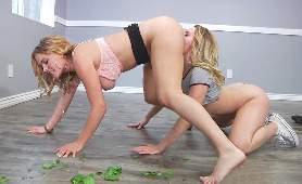 Porno Hd Za Darmo - Krissy Lynn, Aubrey Sinclair, Blondynki
