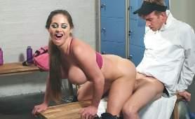 Seks Filmy Porno - Cathy Heaven, W Szatni