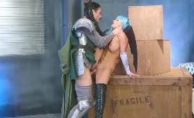 Damowe Filmy Erotyczne - Abigail Mac, Jeden Na Jednego